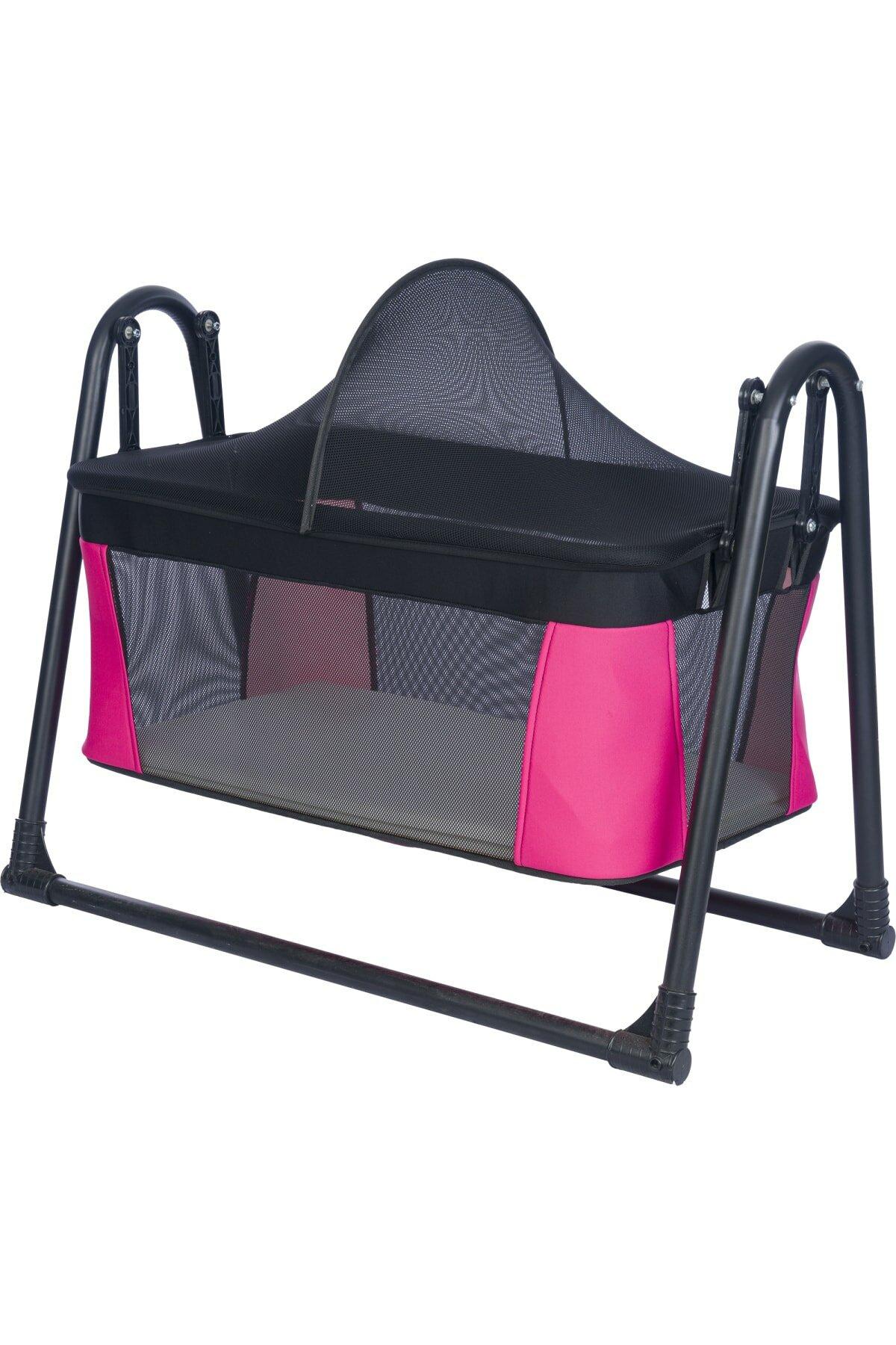 Роскошная портативная корзина-качалка, Детская подвесная гамак, Портативная установка, выдвижная, для спальни, детской комнаты, цвет