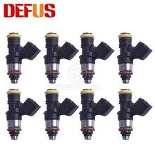 DEFUS-injecteur de carburant OEM   0280158843 2200cc LPG CNG E85 pour LS3 LS7 Corvette C6 Z06 Camaro G8 0 280 158 buse dinjection 8 pièces