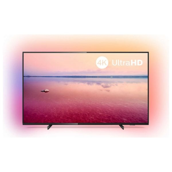 "Smart TV Philips 43PUS6704 43 ""4 K Ultra HD LED WiFi negro"