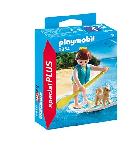 PLAYMOBIL-весло для серфинга, многоцветный (geobra Brandstätter 9354)