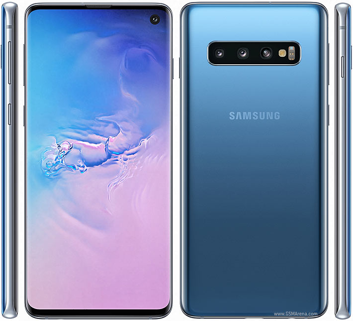 Samsung Galaxy S10 G973U/F 6.1 inches 8GB RAM 128GB ROM Unlocked Cell Phone Camera 16mp Hybrid Dual SIM Android Smartphone enlarge