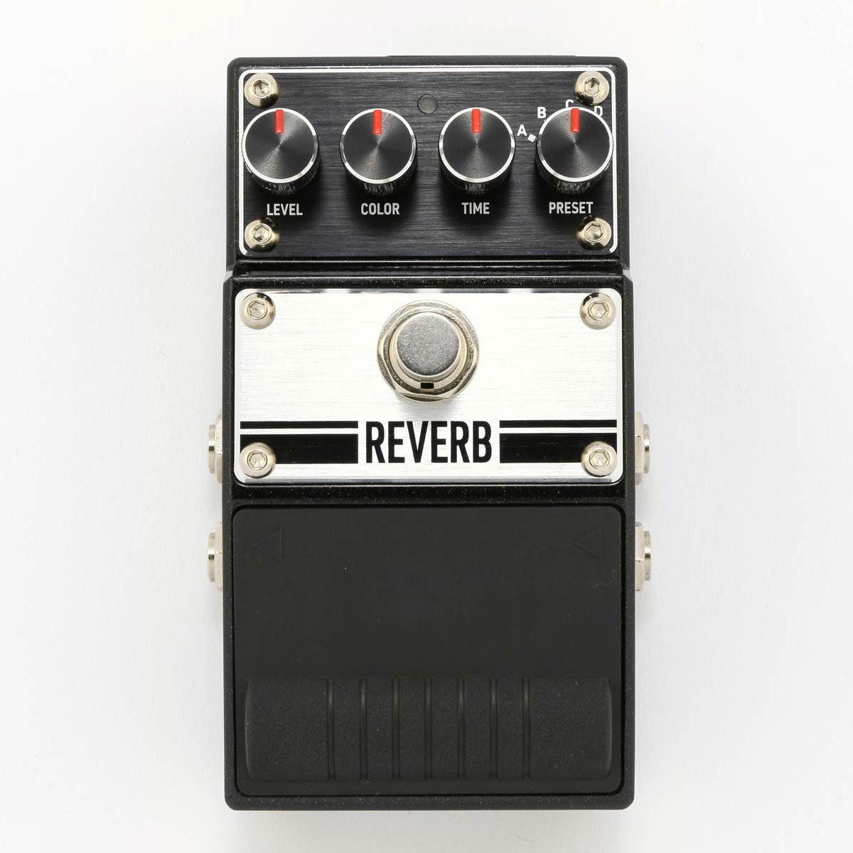 BAC Reverb Audio Effector Pedals Guitar-Accessories with Wide Dynamic Range USB Power Supply