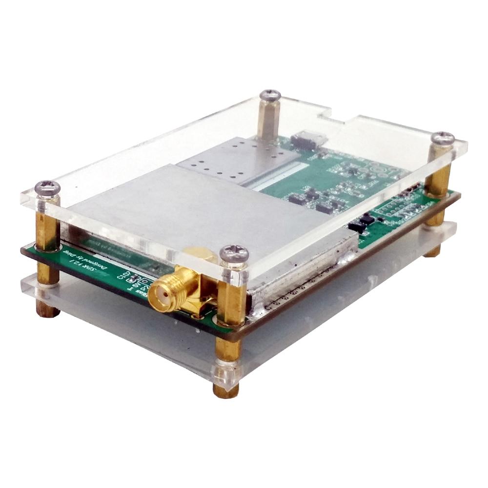 جهاز استقبال 10 كيلو هرتز-2 جيجا هرتز النطاق العريض 14 بت جهاز استقبال محدّد لأجهزة الراديو SDR متوافق مع برنامج تشغيل وبرامج SDRplay مع TCXO 0.5PPM