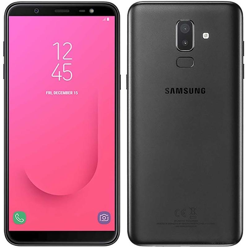 Samsung Galaxy J8 J810F/DS 6.0 Inches 3GB RAM 32GB ROM Refurbished Unlocked Cell Phone Camera 16mp Dual Sim Android Smartphone