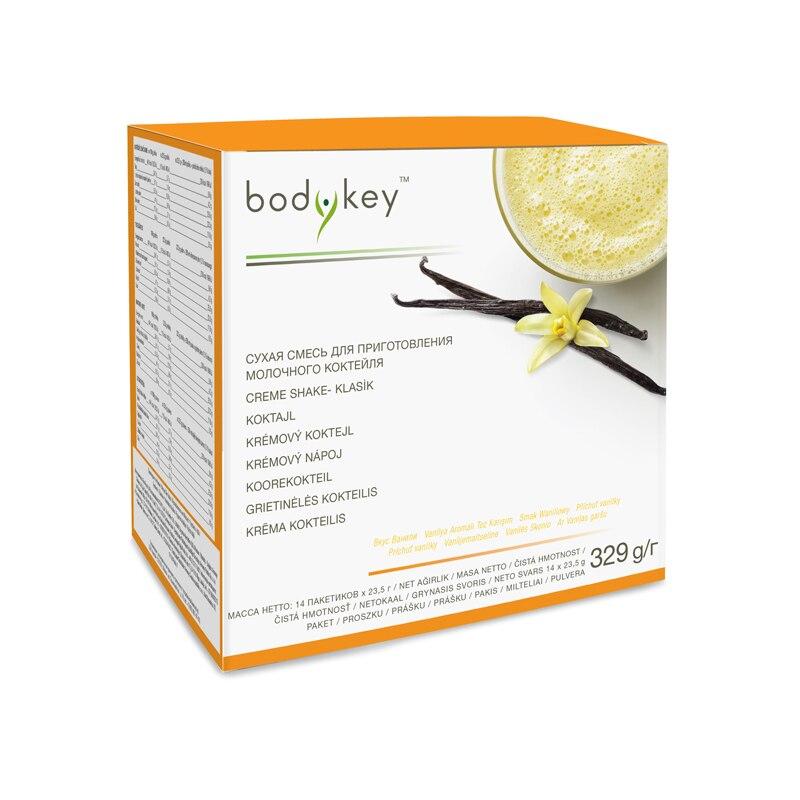 Vanilla shake bodykey™ Pack (14 x 23,5 g)
