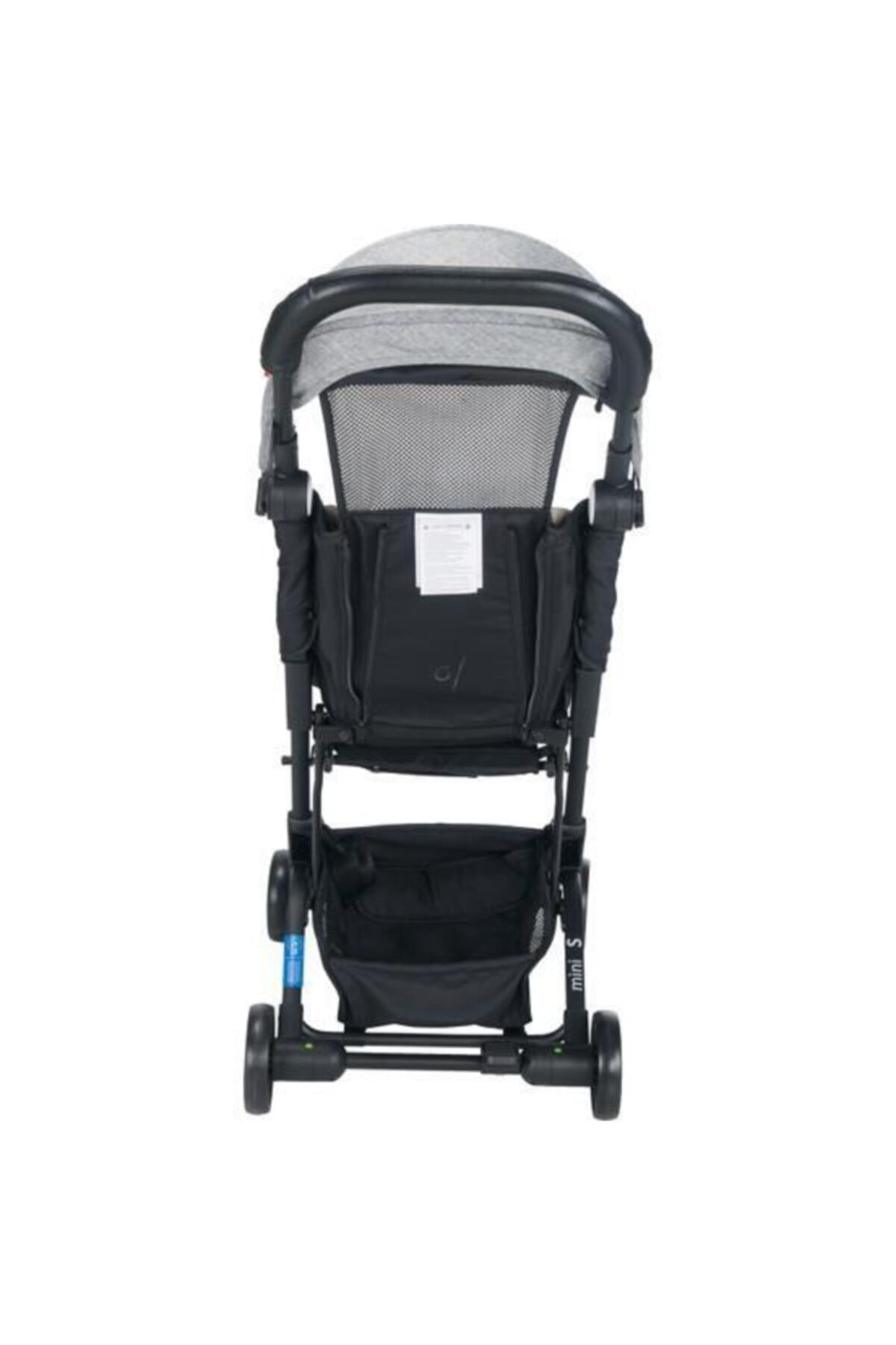 Baby stroller Compact design stroller quality car luxury stroller Bebk stroller with hand luggage on plane in folded state enlarge