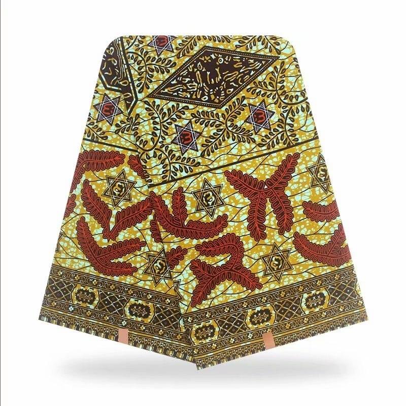 African real wax 100% cotton Ankara wax printed fabric 100% cotton Nigeria wax print dress material