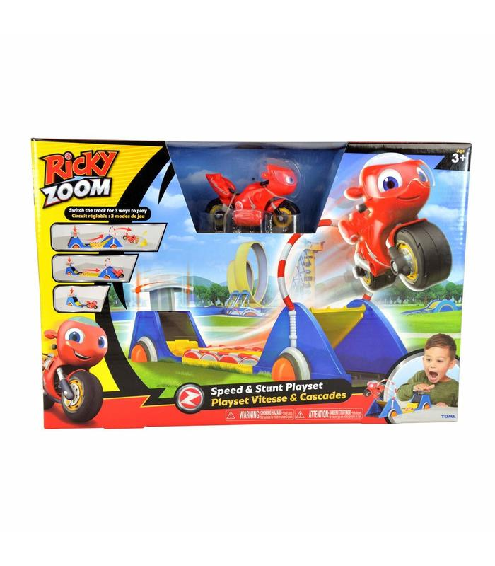 Игровой набор Ricky zoming Stunts Toy Store