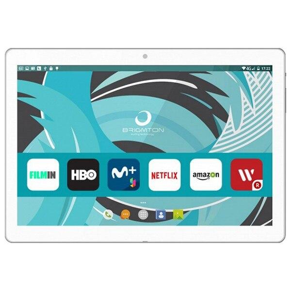 "Tablet BRIGMTON BTPC-1022 10,1"" Quad Core 16 GB 2 GB RAM Blanco"