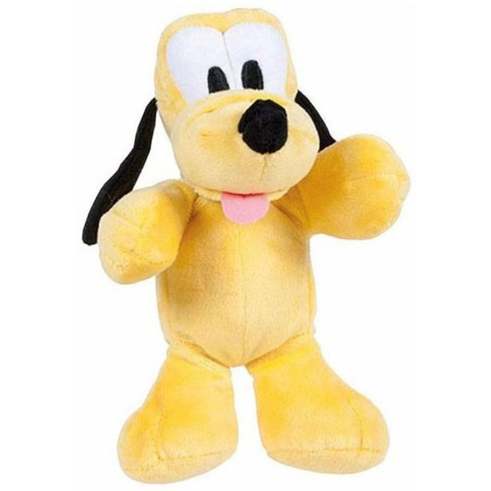 Pluto Disney, Club House Disney, 20 cm flopsie, peluche Disney, peluches, Disney, peluche bebe, juguete bebe, juguete niños