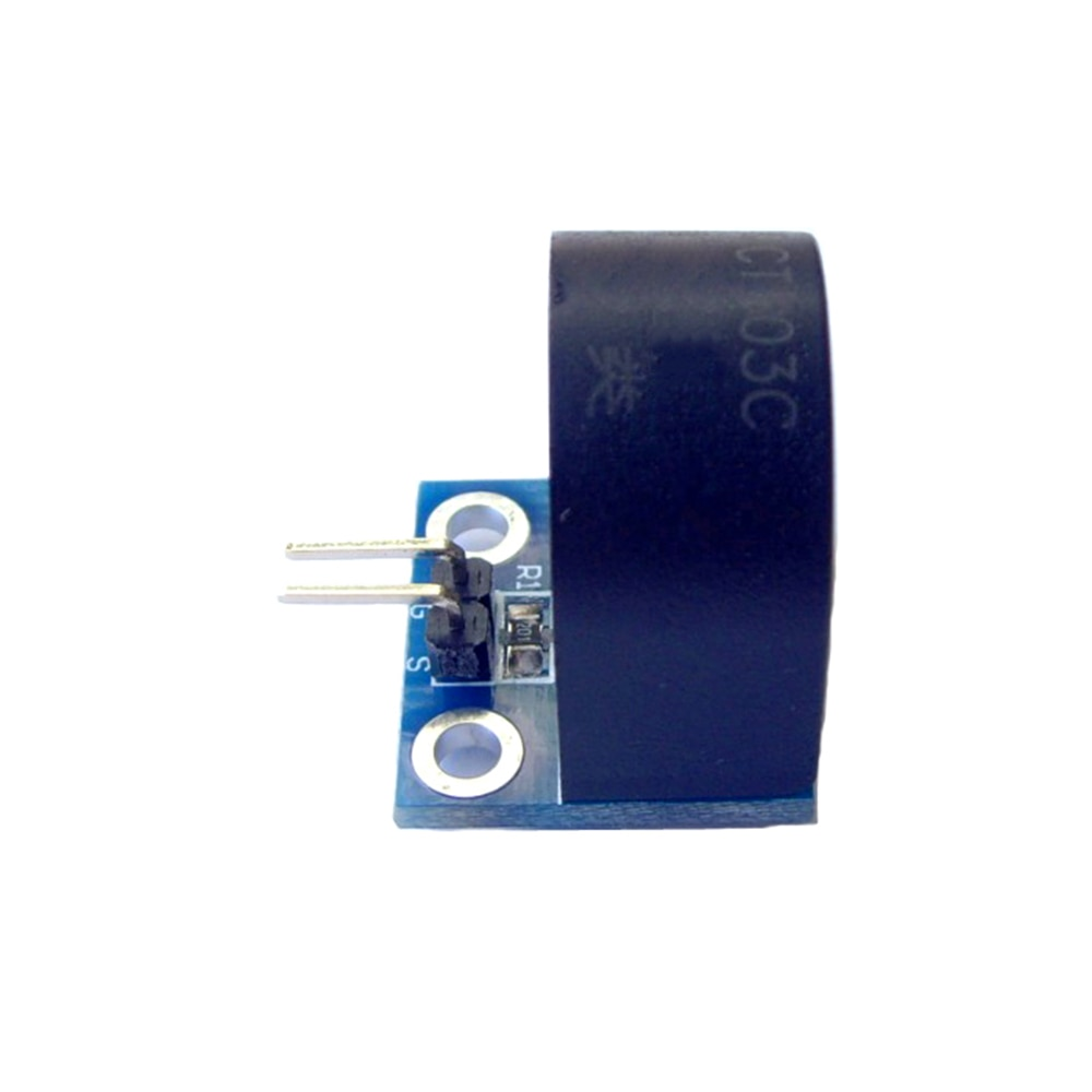Taidacent ZMCT103C Small High-precision 5A Current Transformer Module Single Phase Current Transformer Analog AC current sensor