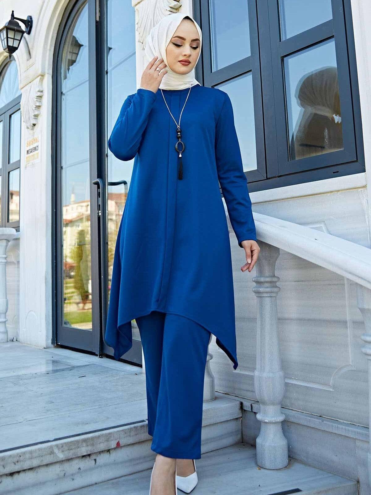 платье женское Комплект из 3 предметов Kombin, летний шарф, ожерелье, брюки, туника платье платья для женщин платья шарф женский платье летнее п...
