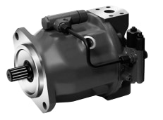 A10VO45DR/31R PPC12N00M rexroth  Variable displacement axial piston pump A10V(S)O Series 31