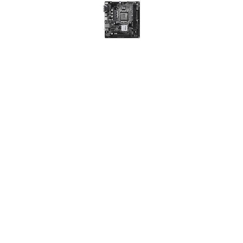 Asrock Placa B460m-hdv,intel,1200,b46