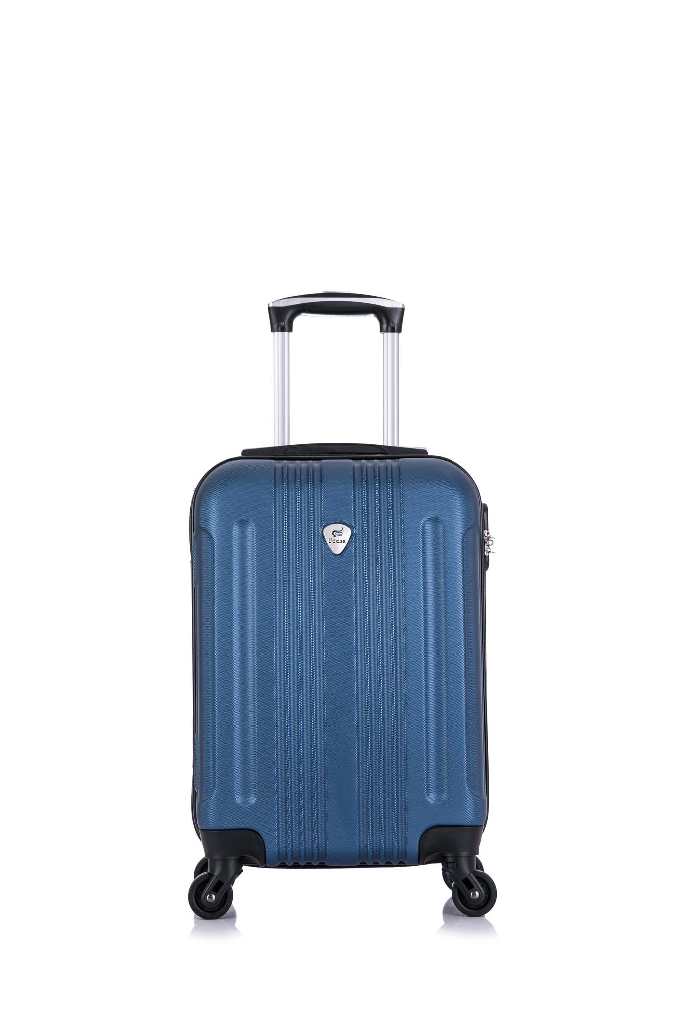 Lcase Темно-синий чемодан Bangkok
