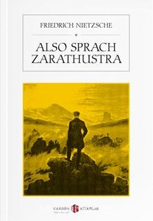 So voice Zarathustra Friedrich Nietzsche