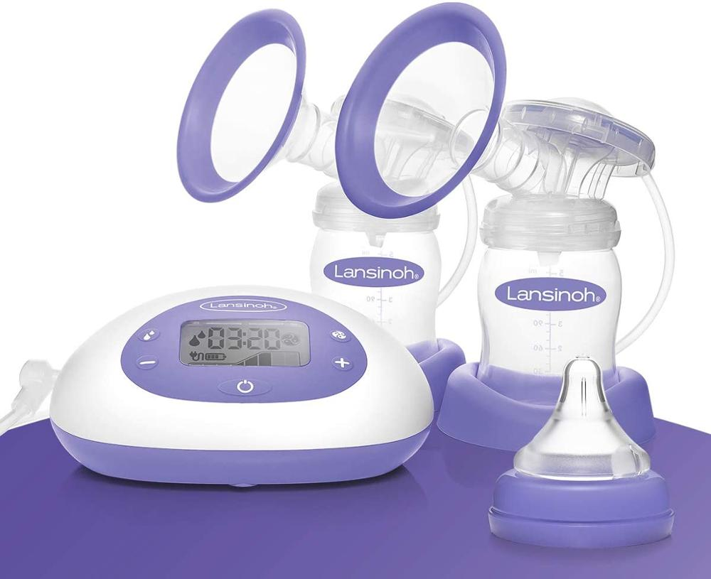 Lansinoh Electric Breast Pump 2-in-1 FAST SHIPPING