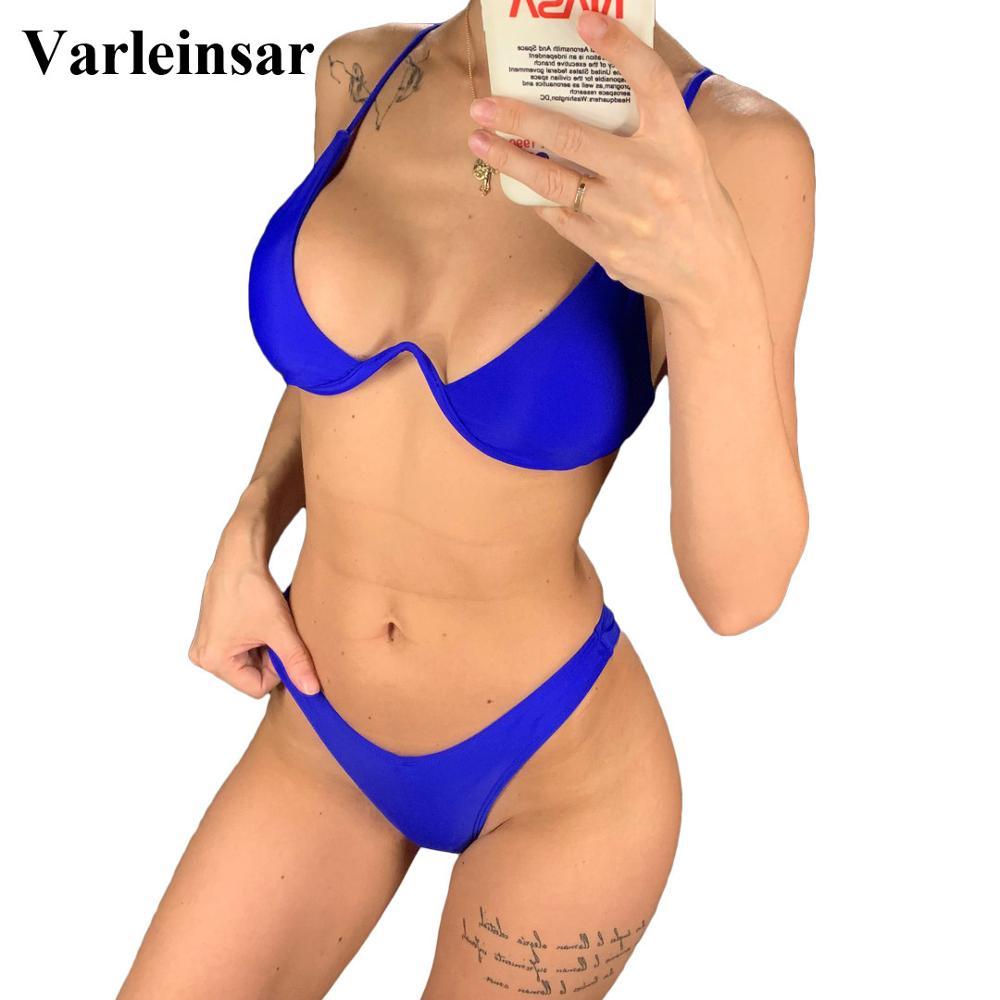 Женский купальник с V-образным вырезом, V-образным вырезом