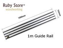 1m Aluminium Guide Rail Track for Track Saw
