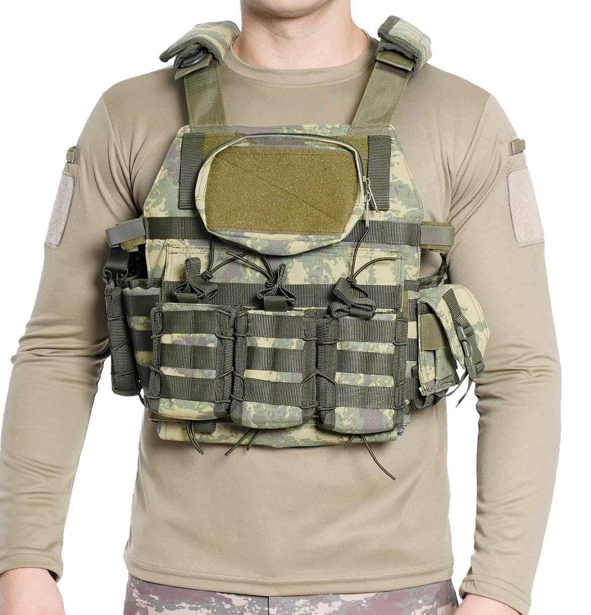 Tactical Vest Outdoor Vest, Army Fans Outdoor Vest Cs Game Vest,expand Training Field Equipment
