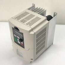 VFD 인버터 5.5KW 모터 380V 주파수 변환기 및 연장 케이블 및 상자 공장 직접 판매 무료 배송