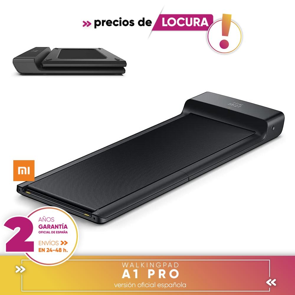 Xiaomi WalkingPad A1 Pro cinta de correr plegable máquina de ejercicio para caminar en casa, Control inteligente de velocidad