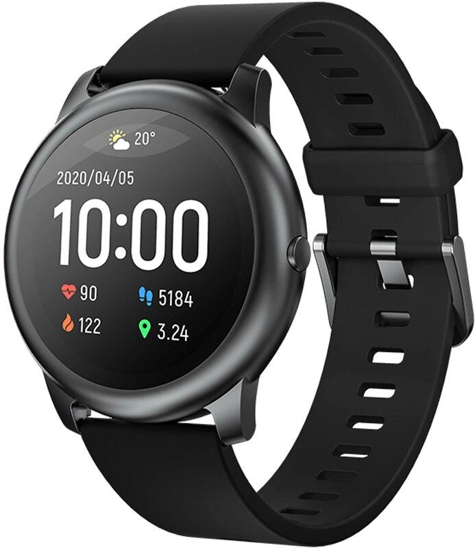 Smart watch Xiaomi haylou ls05 (black)