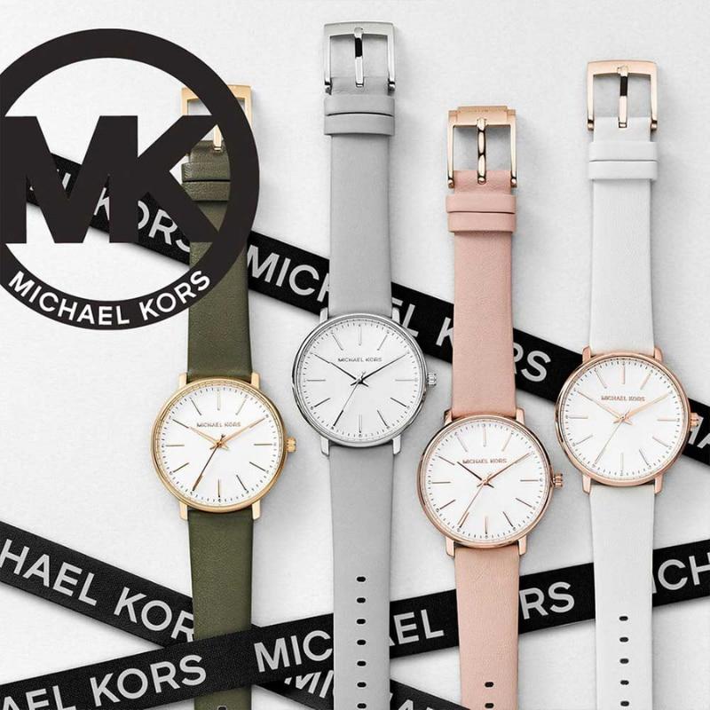 Original MK Brand Female Watch Pyper Top Brand Luxury Women Water Resist Fashion Ladies Sport Chic Best Brand, MK2741 enlarge