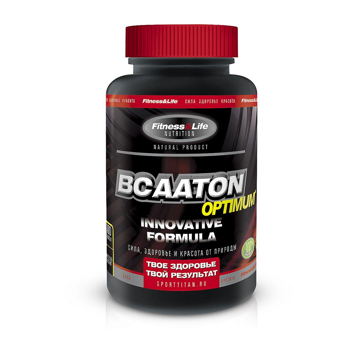 BCAATON 100 capsules