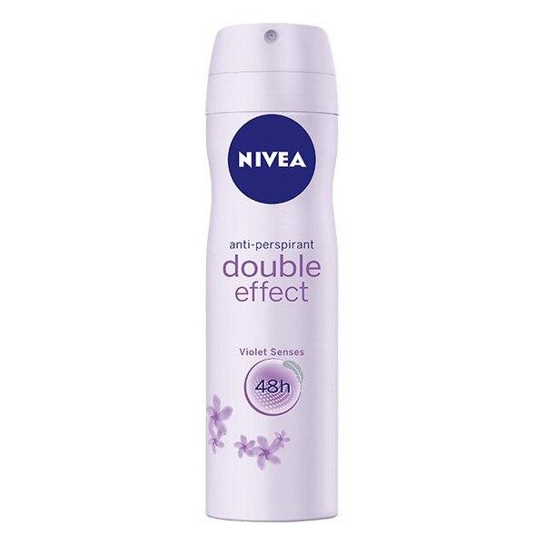 Spray desodorante doble efecto Nivea (200 ml)