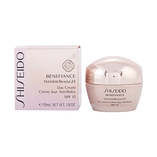 Crema Hidratante Antiedad Benefiance Wrinkle Resist Shiseido