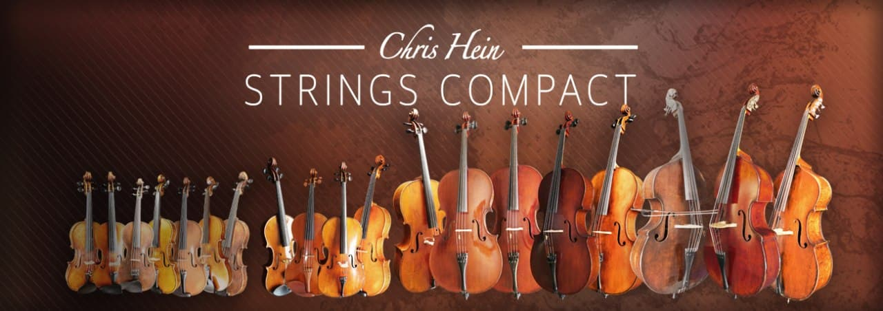 CHRIS HEIN STRINGS COMPACT - BEST SERVICE (VSTI KONTAKT)