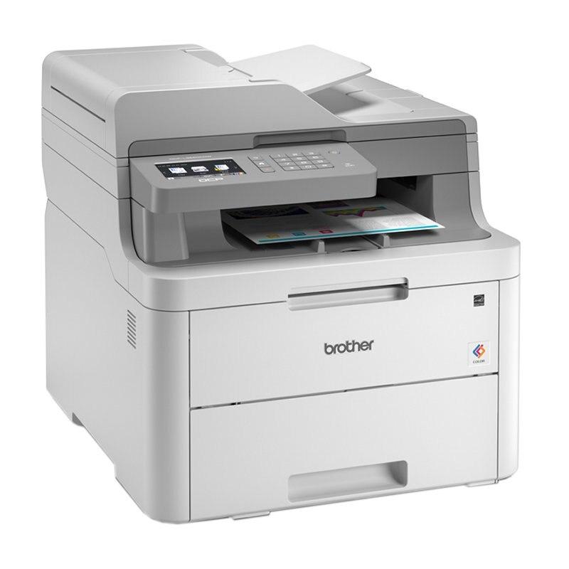 Impresora Multifunción Brother DCP-L3550CDW WIFI 512 MB