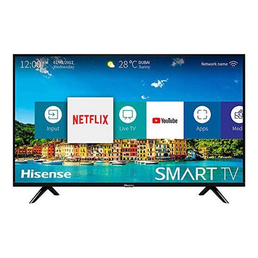 "Novas vendas quentes 2020 smart tv hisense 32b5600 32 ""hd led wifi preto netflix youtube classe a + DVB-C, DVB-S, DVB-S2, dvb-t, DVB-T2"
