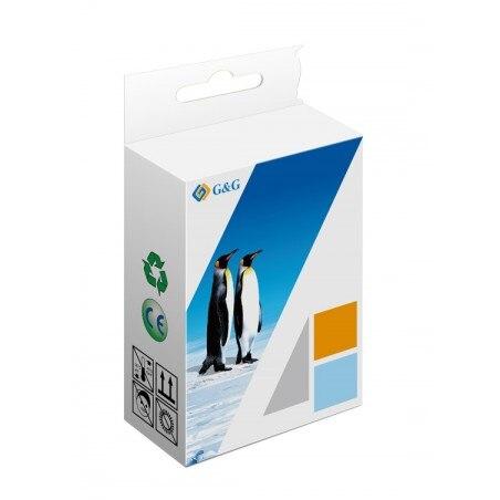 Compatible G&G EPSON T6641 NEGRO BOTELLA DE TINTA C13T664140 100 ml