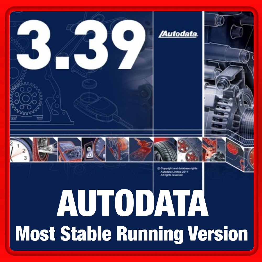 Autodata 3.39 Full And Keygen Most Stable Version Software Europe of Automotive Database