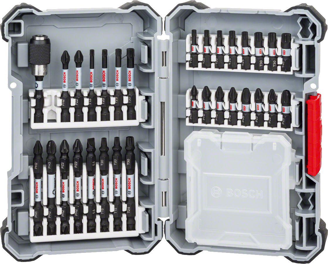 German Bosch Professional Impact Control Screwdriver Bit Set, 31 pcs Original