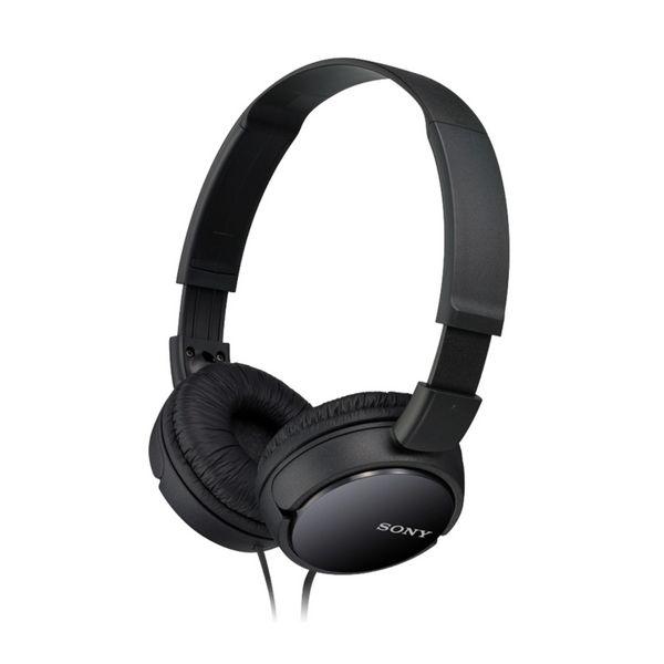Auriculares Sony MDR ZX110 diadema negra