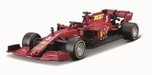 Bburago 118 F1 2020 Ferrari SF1000 #5 Sebastian Vettel #16 Charles Leclerc Diecast Auto Model Nieuw In Doos