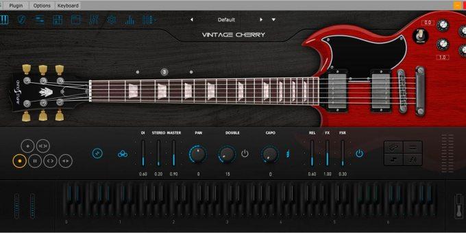 Ample Guitar AGVC 3-1-0 WiN-MAC