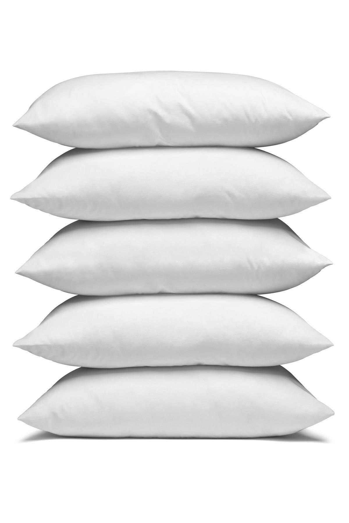 5 قطعة حبات مضادة للحساسية سيليكون وسادة مكافحة الحساسية الوسائد وسادة الوسائد السرير وسادة حاف الغطاء وسادة المنسوجات المنزلية