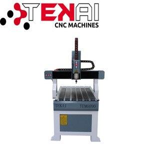 TEKAI TEM6090, самый популярный деревообрабатывающий мини-фрезерный станок с чпу, станок с чпу для деревообработки, diy 3d станок с чпу, станок с чпу