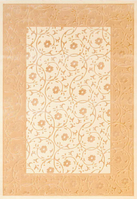 "Colección de alfombras ""Nepal antiguo"" 0004a-cre-lbge 200x300 cm 49362"