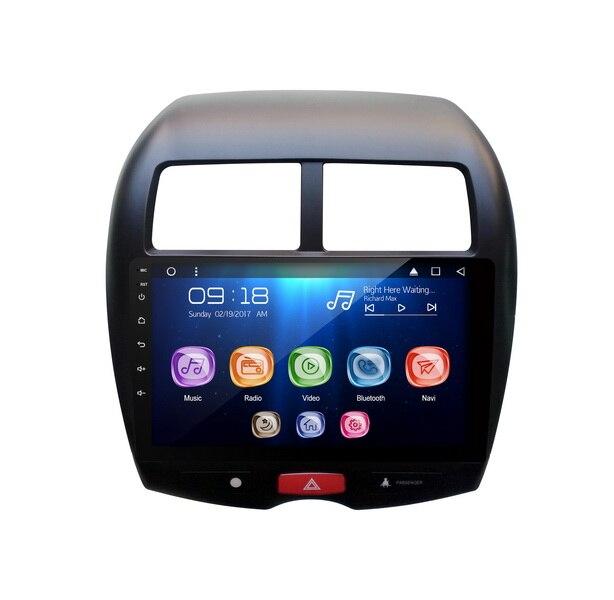 "Allways 10,1 ""IPS Android 9,0 Octa-core Ram 2GB Rom 32GB Multimedia para coche Chevrolet ASX/2010-2015 con 2.5D pantalla táctil"