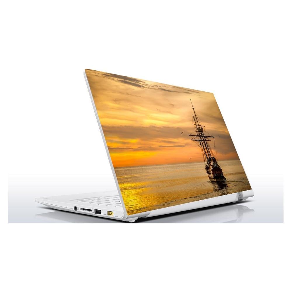 "Sticker Masters Sunset y Sailor Laptop Sticker universal laptop piel para 13 14 15 15,6 16 17 19 ""inc cuaderno decorativo"
