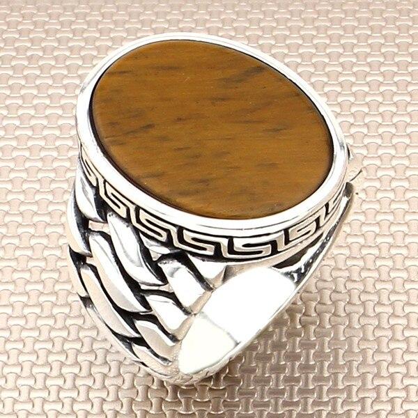 خاتم من الفضة الإسترليني عيار 925 مرصع بأحجار طبيعية ، خاتم خطوبة ، زفاف ، عيد ميلاد ، عثماني ، صنع في تركيا