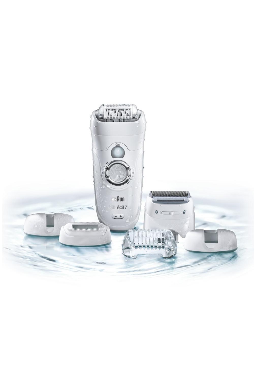 Braun Silk-épil 7 SensoSmart™ 7/880 epilator silver – Cordless Wet & Dry epilator enlarge