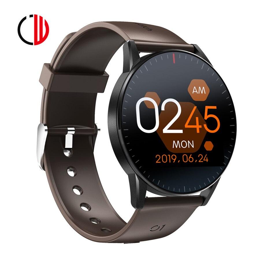 Reloj inteligente CZJW QS09, monitor de presión arterial, Mensaje, cámara remota de música, reloj Alem, Modo deportivo, reloj inteligente para hombre