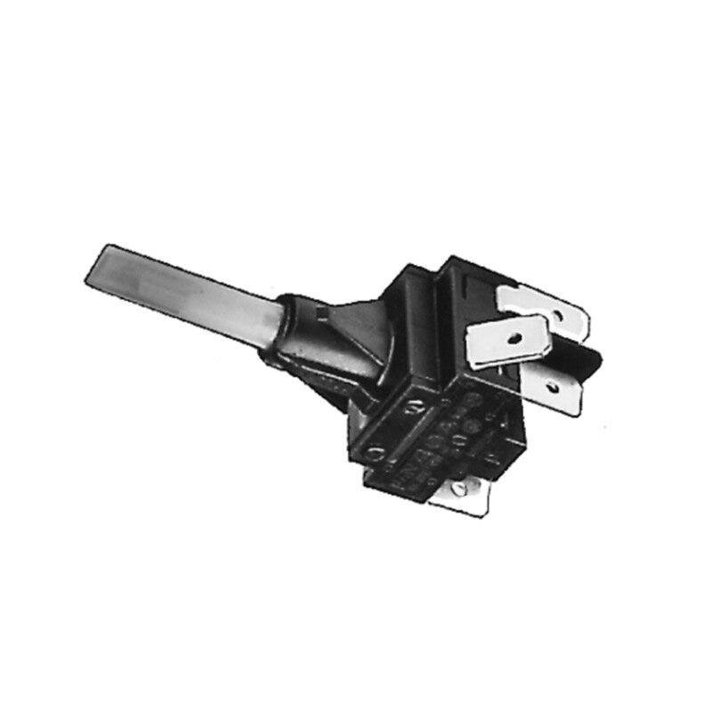 Reemplazo de interruptor de enclavamiento de puerta de lavavajillas para Ariston & Hotpoint On/Off - C00104878