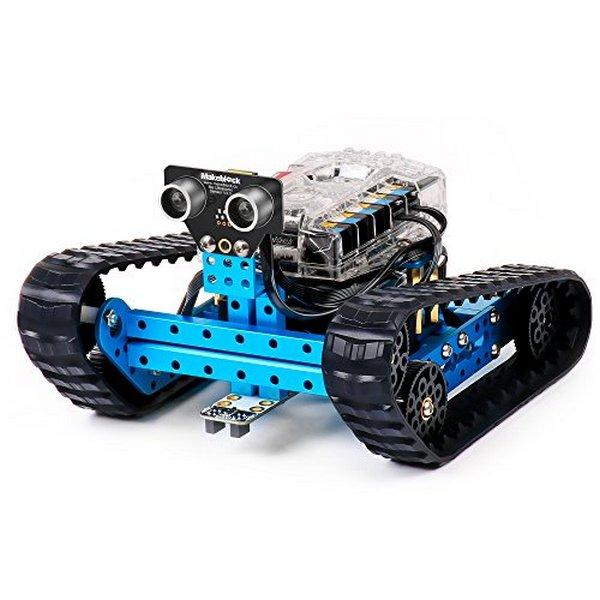 Robot Educativo mBot Makeblock 90092 Bluetooth WIFI Azul